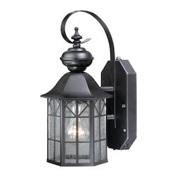 Vaxcel International Tudor 7In. Outdoor Smart Light