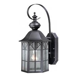 Vaxcel International Tudor 9In. Outdoor Smart Light