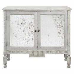 Uttermost Uttermost Okorie Gray Console Cabinet