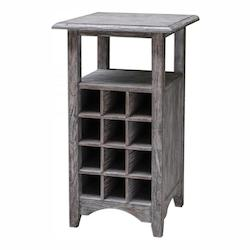 Uttermost Uttermost Tereza Wine Storage Table
