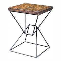 Uttermost Uttermost Naveen Modern Accent Table