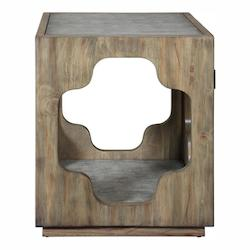 Uttermost Uttermost Kuba Square Accent Table