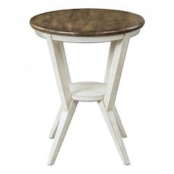 Uttermost Uttermost Delino Round Side Table