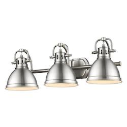 Golden 3 Light Bath Vanity