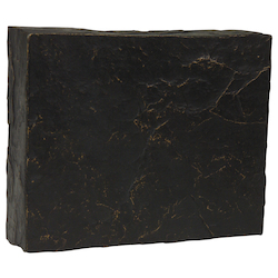 Teiber Lighting Products Rectangle Dark Faux Stone Chime