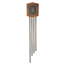 Teiber Lighting Products 4 Tube Long Decorative Chime