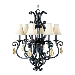 Maxim Richmond-Single-Tier Chandelier