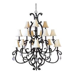 Maxim Richmond-Multi-Tier Chandelier