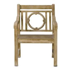 Currey Leagrave Chair