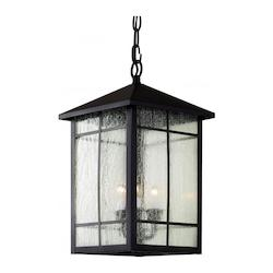 Trans Globe 3 Light Hanging Lantern
