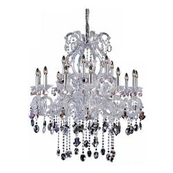 Kalco Allegri Lorraine 18 Light Chandelier