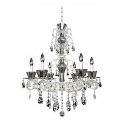 Kalco Allegri Locatelli 6 Light Chandelier