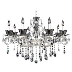 Kalco Allegri Locatelli 8 Light Chandelier