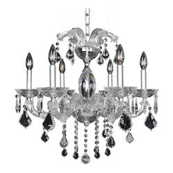 Kalco Allegri Giordano 6 Light Chandelier