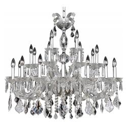 Kalco Allegri Giordano 28 Light Chandelier