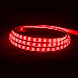 American Lighting Red, 18Lm/Ft Hybrid Led 2 150 Foot Reel, 120V, 2.6 W/Ft