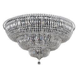Kalco Allegri Betti 22 Light Flush Mount