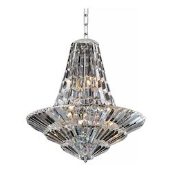 Kalco Allegri Auletta 12 Light Chandelier