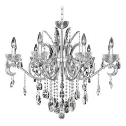 Kalco Allegri Catalani 9 Light Chandelier