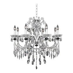 Kalco Allegri Steffani 8 Light Chandelier