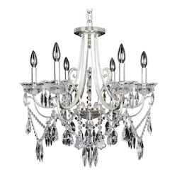 Kalco Allegri Brunetti 6 Light Flush Mount