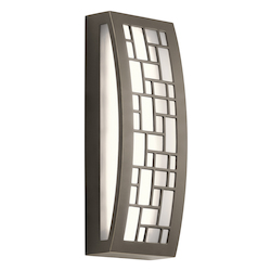 Kichler Outdoor Wall 2Lt Led