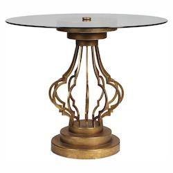 Uttermost Maya Accent Table
