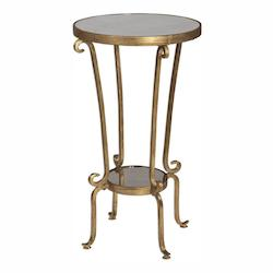 Uttermost Vevina Round Accent Table