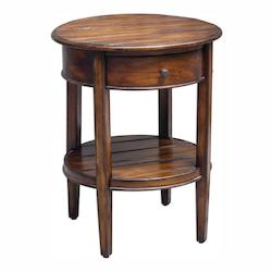 Uttermost Ranalt Round Accent Table
