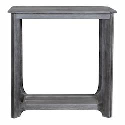 Uttermost Garroway Wood End Table
