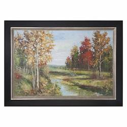 Uttermost Country Creek Landscape Art