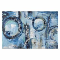Uttermost Sparkle Abstract Art