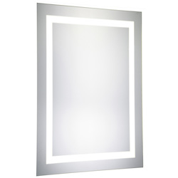 Elegant Decor Nova 40in. X 20in. LED Rectangular Mirror