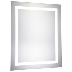 Elegant Decor Nova 30in. X 24in. LED Rectangular Mirror