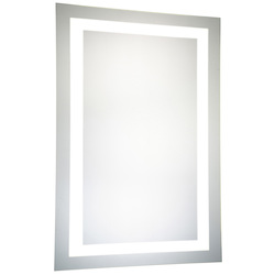 Elegant Decor Nova 40in. X 24in. LED Rectangular Mirror