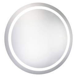 Elegant Decor Nova 36in. X 36in. LED Round Mirror