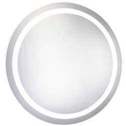 Elegant Decor Nova 42in. X 42in. LED Round Mirror