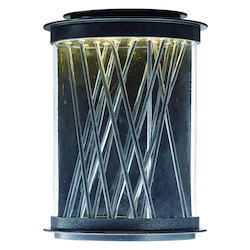 Maxim Bedazzle Led Outdoor Wall Lantern