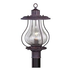 Vaxcel International Dockside 10In. Outdoor Post Light