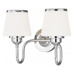 Vaxcel International Kelsy 2L Vanity Light