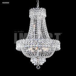 James R Moder Imperial Empire Chandelier