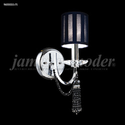 James R Moder Tassel Collection 1 Arm Wall Sconce