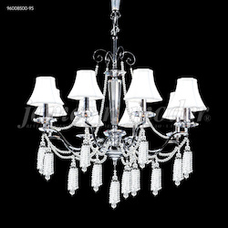 James R Moder Tassel Collection 8 Arm Chandelier