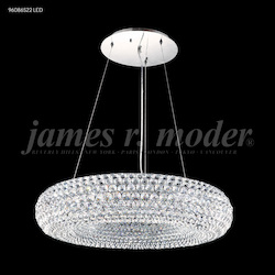 James R Moder Contemporary Chandelier