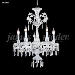 James R Moder Le Chateau 5 Arm Chandelier