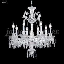 James R Moder Le Chateau 8 Arm Chandelier