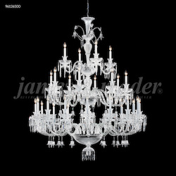 James R Moder Le Chateau 28 Arm Entry Chandelier