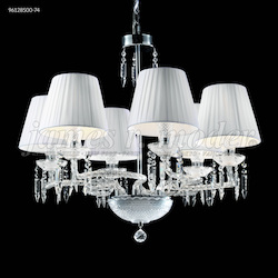James R Moder Le Chateau 6 Arm Chandelier