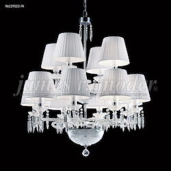James R Moder Le Chateau 12 Arm Chandelier