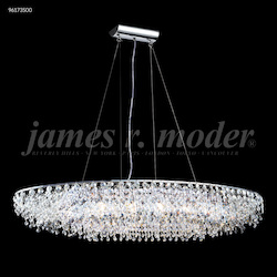 James R Moder Continental Fashion Chandelier